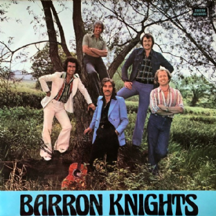 Barron Knights ‎(The) - The Barron Knights (12th Album) (LP) (Signed) (G+/VG)